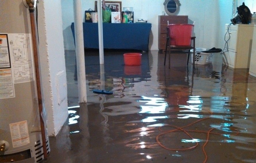 Basement Water Damage Caused My Wires to Short-Circuit